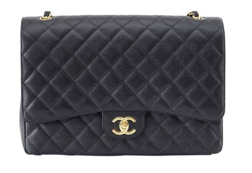 chanel classic flap bag review