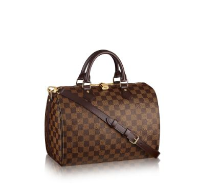 Louis Vuitton Speedy 30 Handbag